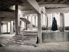 Dark Lens Series - 17 - Darth Vader - Cedric Delsaux