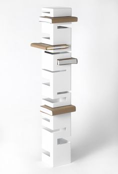 Bookcase by Rick Ivey Design