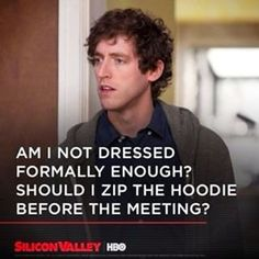 silicon valley hbo fashion