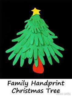 L'artigianato di Natale per i bambini