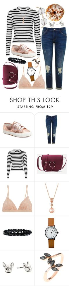 """""""Untitled #223"""" by purplerox24 ❤ liked on Polyvore featuring Superga, Topshop, Base Range, LE VIAN, Latelita and modern"""