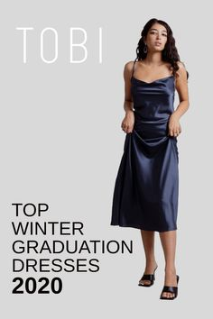 Top winter graduation dresses 2020 for women. Wouldn't it be nice to get dress up party gowns and outfits on sale? Now's your chance. Why pay more when you can get cute winter college graduation dresses for ladies at affordable prices from TOBI. #graduationdresses #winterdresses #shoptobi Graduation Dress College, Graduation Dresses, Lace Dress, Dress Up, White Dress, Winter Tops, Two Piece Outfit, Party Gowns, Winter Dresses