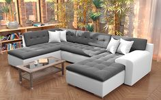 Bramante U kanapé - U-alakú kanapék