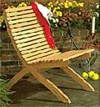 Patio Chair Woodworking Plan, Outdoor Furniture Project Plan | WOOD Store