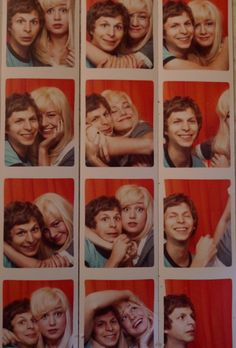 Michael Cera & Mary Elizabeth Winstead (Scott Pilgrim)