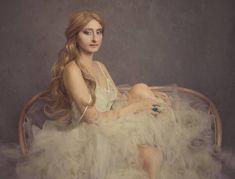 Belle Epoque inspired boudoir glamour