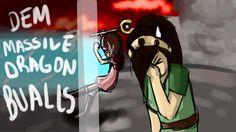 DEM MASSIVE DRAGON BUALLS: A (short) KrismPro Fanimation