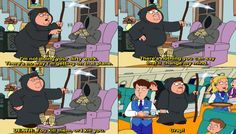 Quotes from Family Guy Season 2 Episode 6 Peter Griffin: I'm not doing your dirty work. Family Guy Quotes, Peter Griffin, American Dad, Tv Show Quotes, Hilarious, Wtf Funny, Smoking Weed, Cartoon Network, Funny Pictures