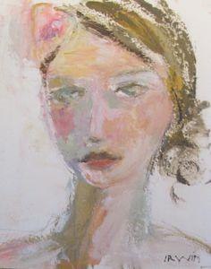 Helene by Holly Irwin | #dkGallery | Marietta, GA | SOLD