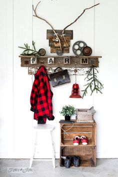185 best Funky Junk * Christmas images on Pinterest in 2018 | Diy ...