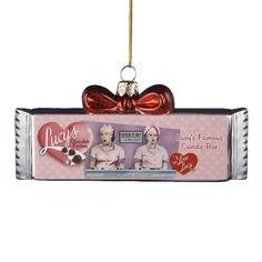 Chocolate Bar Xmas Ornament 2013