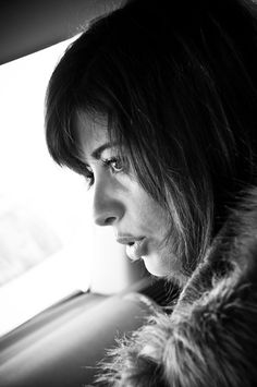 FUR, fashion beauty woman ~Tomasz Ćwiertnia Photography