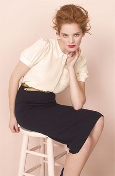 Marc by Marc Jacobs Pencil Skirt