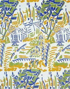 Alec George Walker 'Cornish Farm' 1925 by Design Decoration Craft, via Flickr