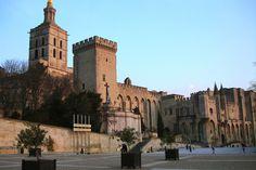 Avignon-Palais des Papes P.Bar