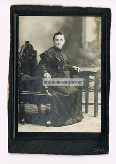 New.Victorian.Photograph.Antique.Vintage.Historic.cabinet photo.family.woman.twenties.home deco.collectible.rare.art.frame.eco. by JackieBassettArt on Etsy