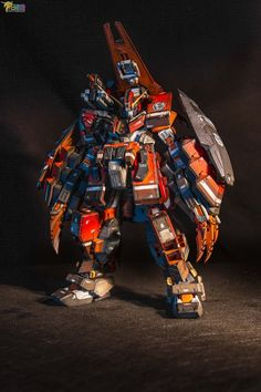 GUNDAM GUY: 1/100 RX-121-1 Gundam TR-1 [Hazel Custom] Unit 4 - Kitbash Custom Build