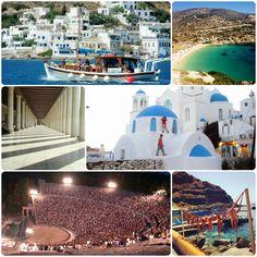 Καλημέρα, καλή δύναμη! #GreciaPerMe  #Santorini #Ios #Amorgos #Donousa #RomaikiAgora #Epidaurus
