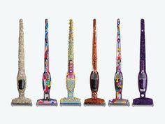 Electrolux mescla cultura pop e artes de rua em aspiradores de pó