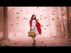Autumn girl photo manipulation   photoshop tutorial - YouTube