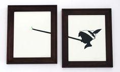 inspiración hecha a mano: Las siluetas de Olly Moss