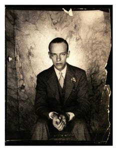 Fred Astaire by Cecil Beaton  © Condé Nast and Art.com
