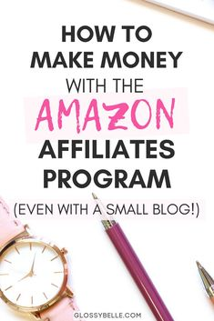 Are you stuck earning pennies from the Amazon Affiliates program? Learn the strategies you need to go from $0 to earning over $1000 each month with Amazon Affiliates even if your blog has less than 10,000 page views a month! This is an affiliate link. | how to make money online | passive income | earn passive income | earn money online | make extra money | #makemoneyonline #bloggingtips #affiliatemarketing