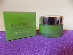 Tratamiento de Noche Antiarrugas Ecollagen NovAge by Oriflame