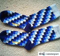 #Repost @nabstergram On the second day Sockmas my true love gave to me one checkered blue and white pair of socks to caress me coarse feet.  these are groovy!  Wedding day sock candidate? What y'all think? #Sockmas #Sockbox #canada #BallonetSocks #london #sockscribeme #sockslife #ballonet #socks #secondoftwelve #awholeyearoffootgear #funkysocks #funkyfeet #makemefeelconfient #sheuppedmy #sockgame #sheput #swaggerinmystagger