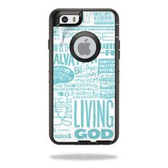 Skin Decal Wrap for OtterBox Apple iPhone 6 6 Plus 5C 5/5S 4 Case Vinyl Cover Sticker Skins Faith by MightySkins on Etsy https://www.etsy.com/listing/222254316/skin-decal-wrap-for-otterbox-apple