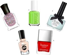 Beauty Trend: Statement Nail Colors