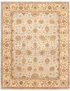 Ziegler Design  Indian Rug