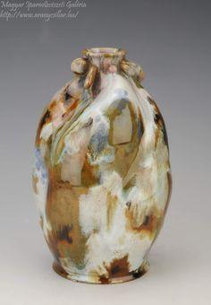 Vase, Ceramics, Artist, Home Decor, Hall Pottery, Pottery, Decoration Home, Flower Vases, Ceramic Art