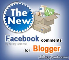 Surprise, New Facebook Comments Box For Blogger In Very Easy And Simple Steps – Fixed ( Full Guide ).