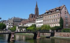 Visiting Strasbourg In the Springtime Springtime in France #travel #holiday #paris