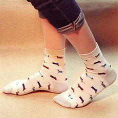 Darn Tough Femme Hiker Boot Full Coussin Sock-Denim