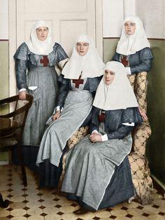 20 Fotos antigas que foram coloridas mostram a vida do povo Russo entre 1900 e 1965