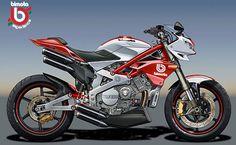 Bimota Concept Motorcycle