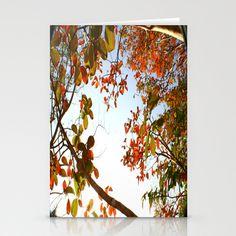 Fall Upon Us.  Stationery Cards by Celia Dias - $12.00