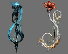 Bard weapons More