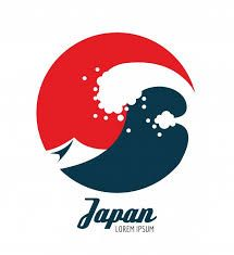 Image result for japanese wave circle vector