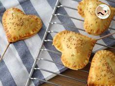 Pie Pops, Empanadillas de corazón en palitos