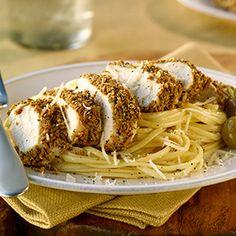 Poitrines de poulet à l'italienne