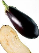 aubergine sur grill