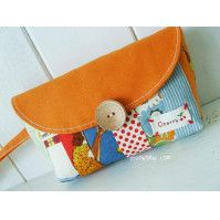 50+ FREE Clutch Purse Sewing Patterns - So Sew Easy