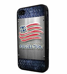 Soccer MLS New England Revolution FC SOCCER FOOTBALL Logo, Cool iPhone 4 / 4s Smartphone iphone Case Cover Collector iphone TPU Rubber Case Black Phoneaholic http://www.amazon.com/dp/B00WQ1ZGW8/ref=cm_sw_r_pi_dp_6ygqvb089JVN7