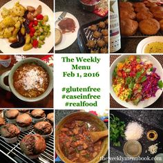 weekly menu chccn303a Weekly menu plan - a great collection of recipes from your favorite bloggers to help you plan your just click any of the recipe titles or pictures to get the recipe the weekly menu plan will be posted.