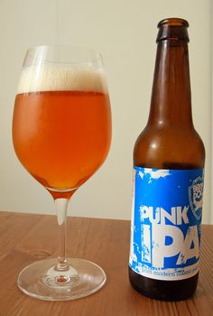 BrewDog - Punk IPA 6,1% pullo