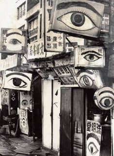 "icancauseaconstellation: ""Chinese oculist, 1930. """