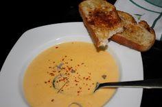 Foi pra panela: Sopa de milho-doce da Rita